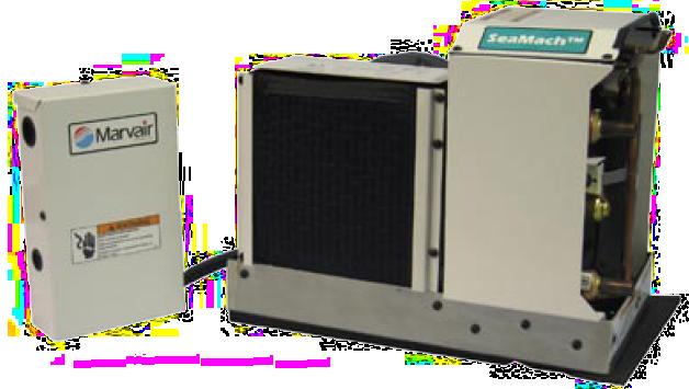Marvair HVAC Data Sheets